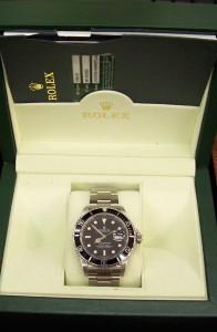 Pre-owned Rolex in original gift box